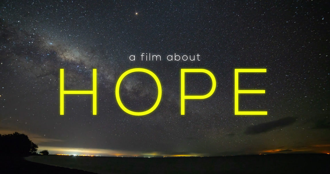 National Careers Week 2020: A Film About HOPE