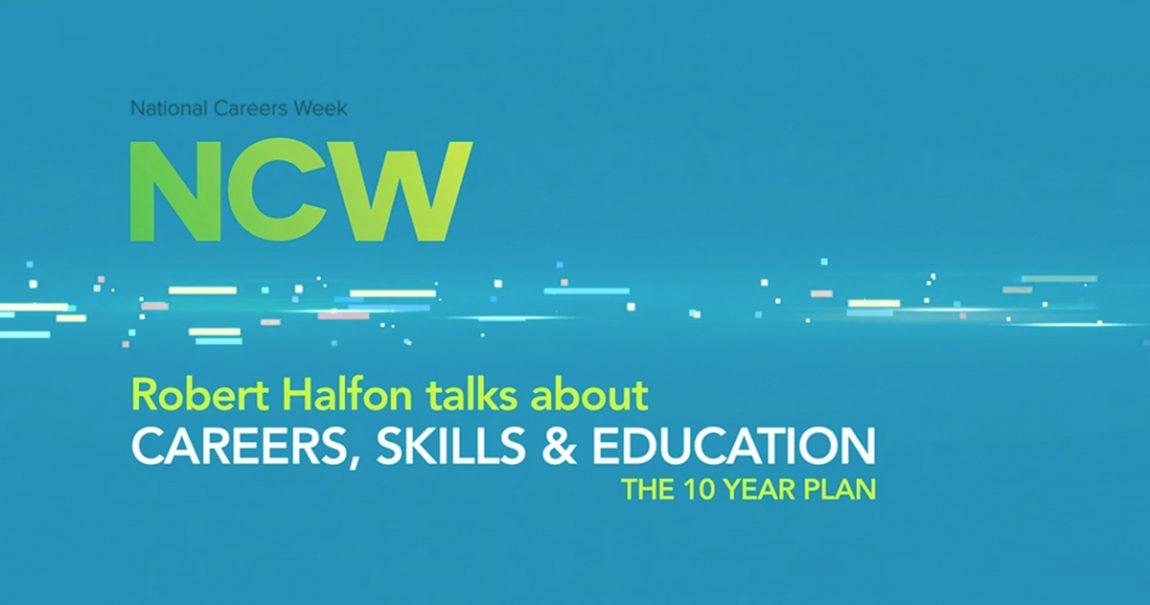 NCW: Robert Halfon talks about Careers, Skills and Education