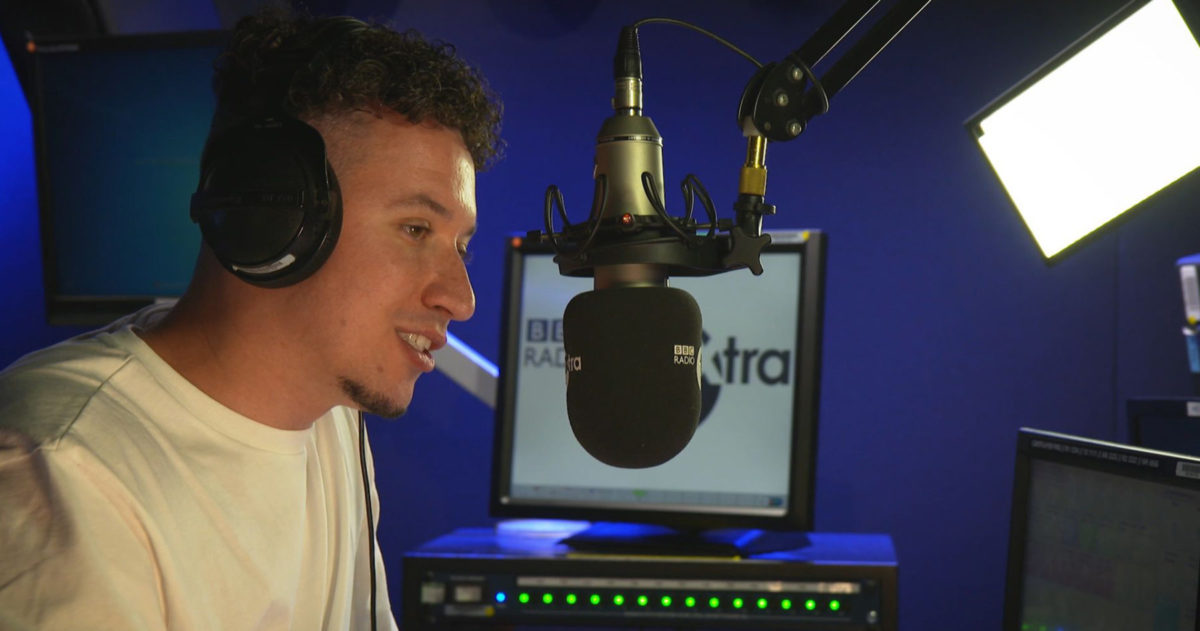 How to become a radio and podcast presenter: Nick Bright's story