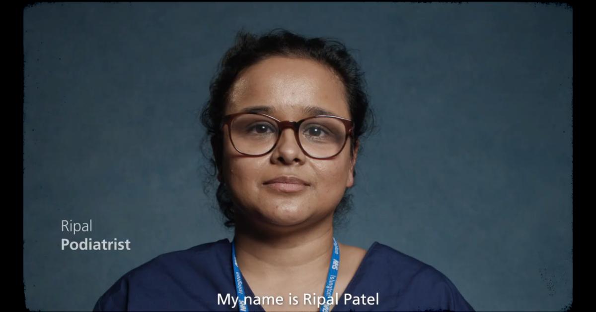 Life as a podiatrist